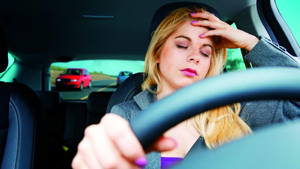 10 consejos para combatir la fatiga al volante