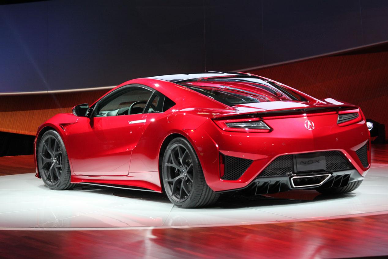 Los coches que no te puedes perder del Salón de Detroit 2015