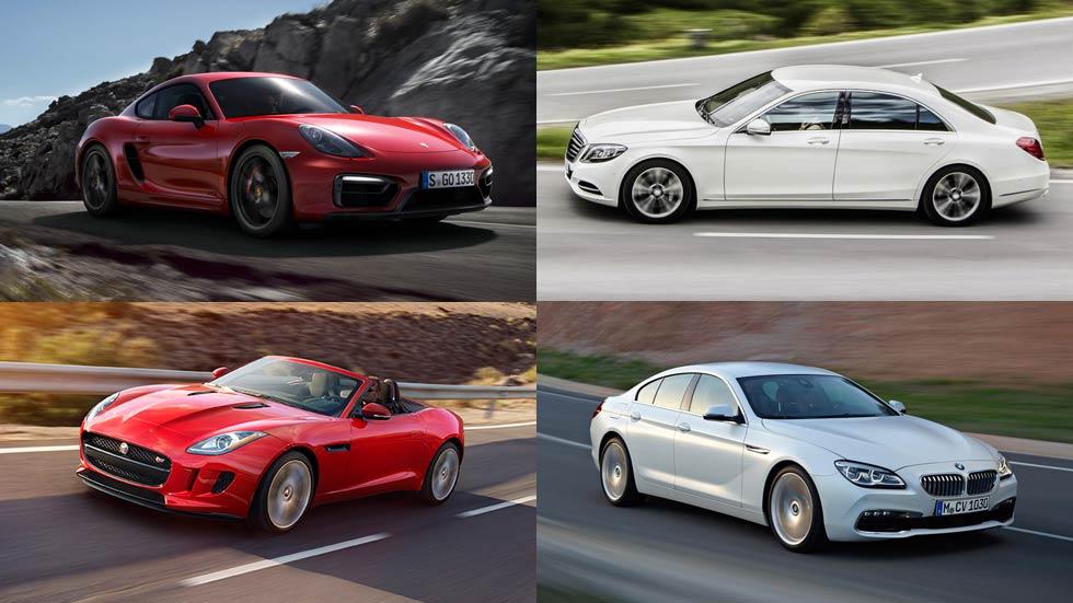 Las 10 marcas de coches que más gustan en EE.UU. (y las que menos)