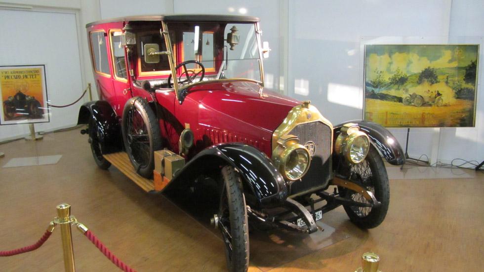 1914: 100 años del clásico suizo Pic-Pic Type MIV