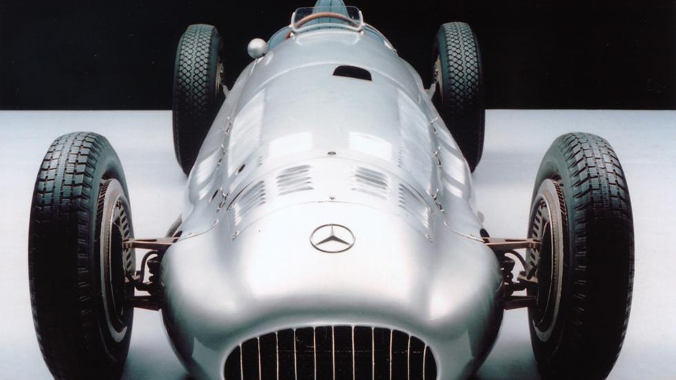 1939: Mercedes W154, una flecha de plata de leyenda que se topó con la guerra mundial