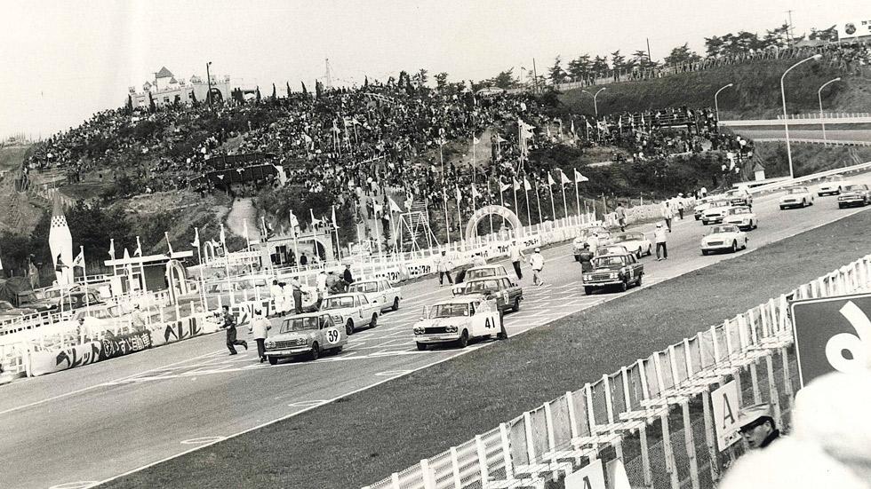 1964, comienza la leyenda Skyline de Nissan