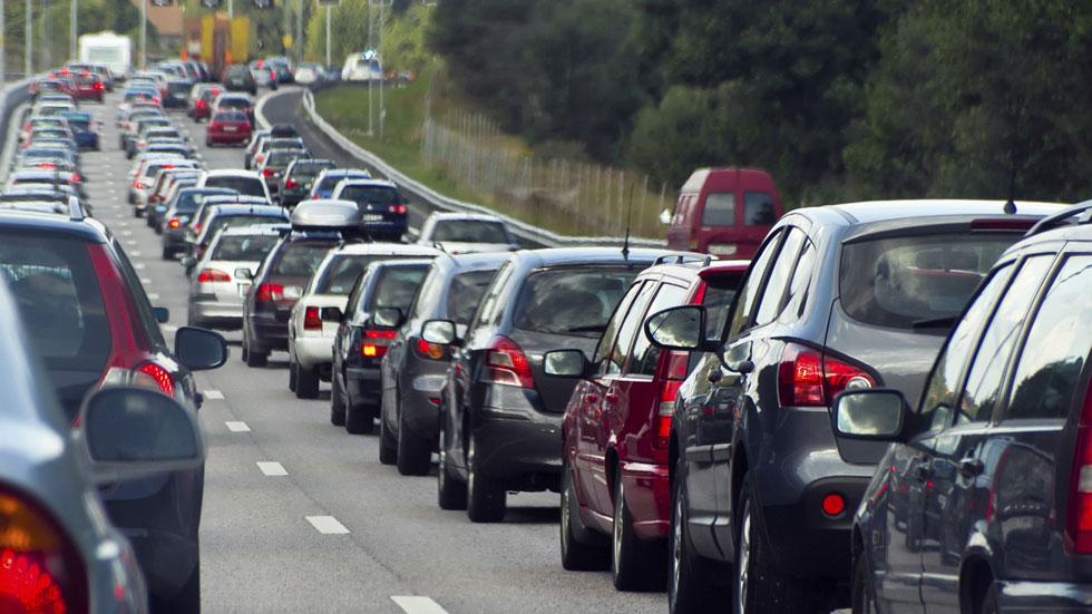 Recorremos 2.200 km de media al año para ir al trabajo
