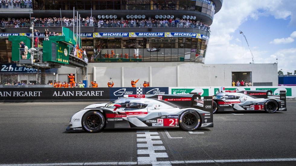 24 Horas de Le Mans: Audi suma su victoria 12+1