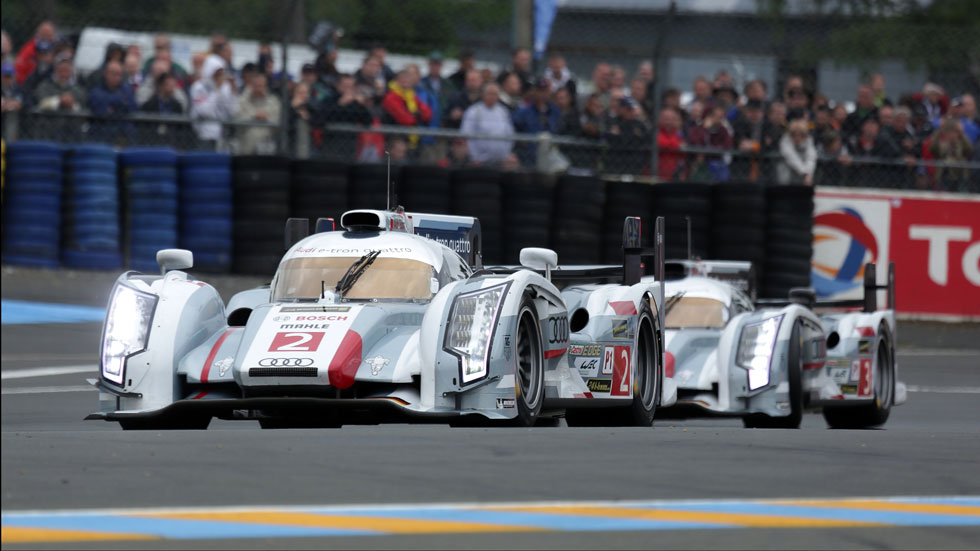 '24 Hours: A Matter of Seconds', Le Mans desde dentro