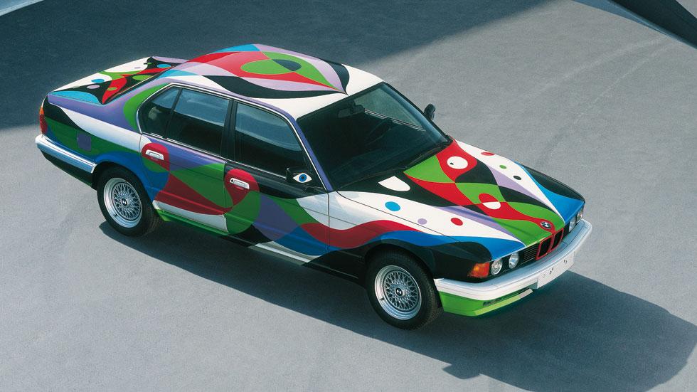 25 años de BMW Art Car made in Spain