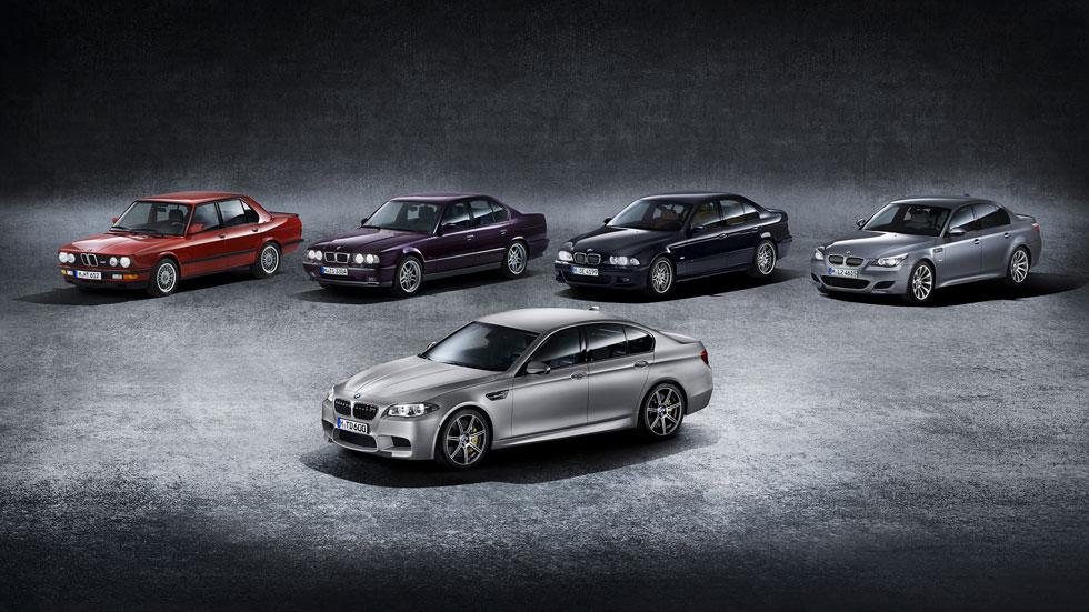 30 años del BMW M5