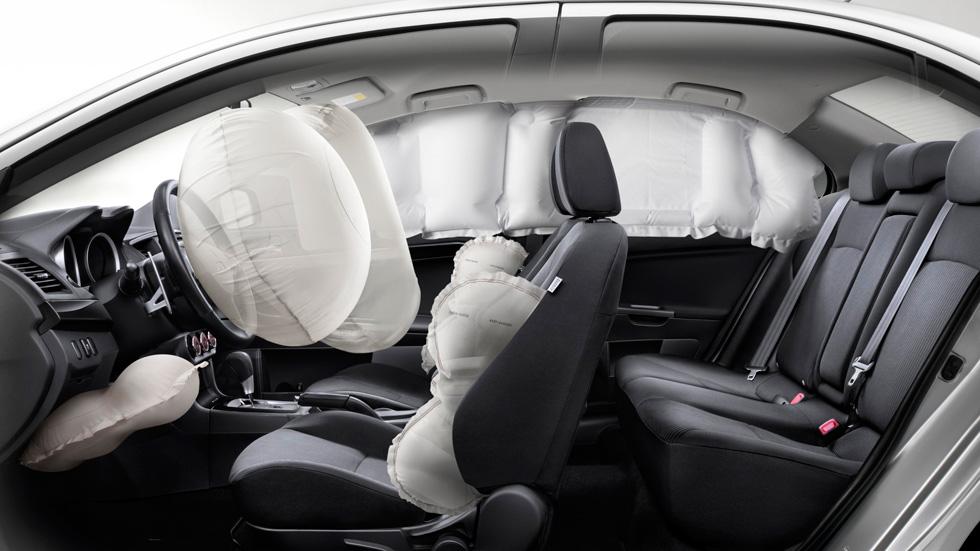 34 millones de coches, a revisión por los airbags