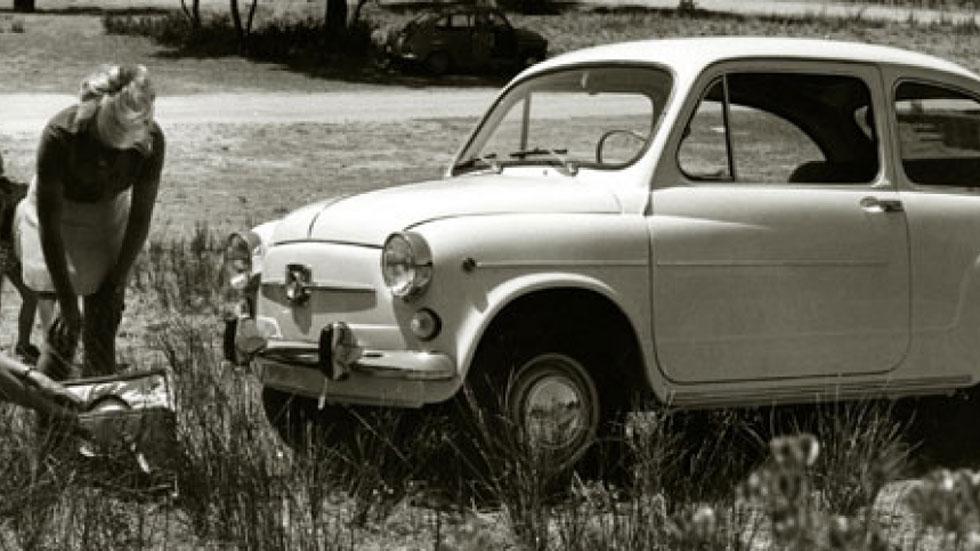 40 años desde que se fabricó el último Seat 600