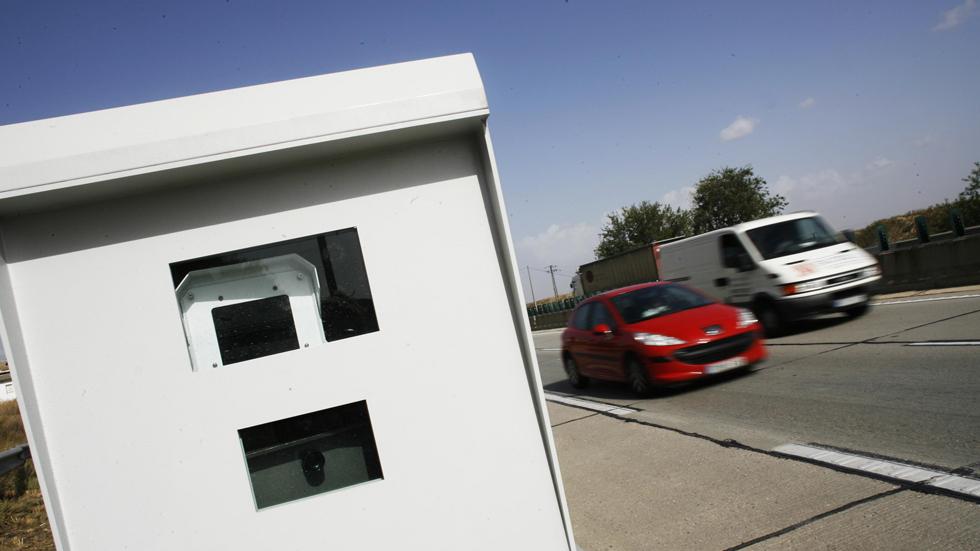 40.400 conductores sancionados por exceso de velocidad