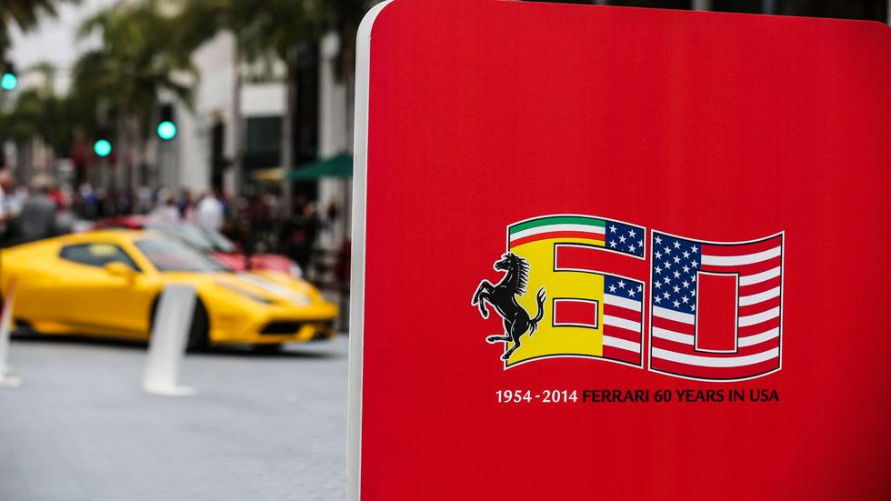 60 años de Ferrari en Estados Unidos