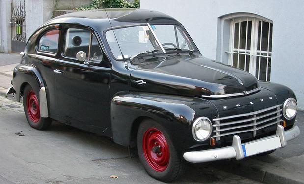 70 años de 'el pequeño Volvo'