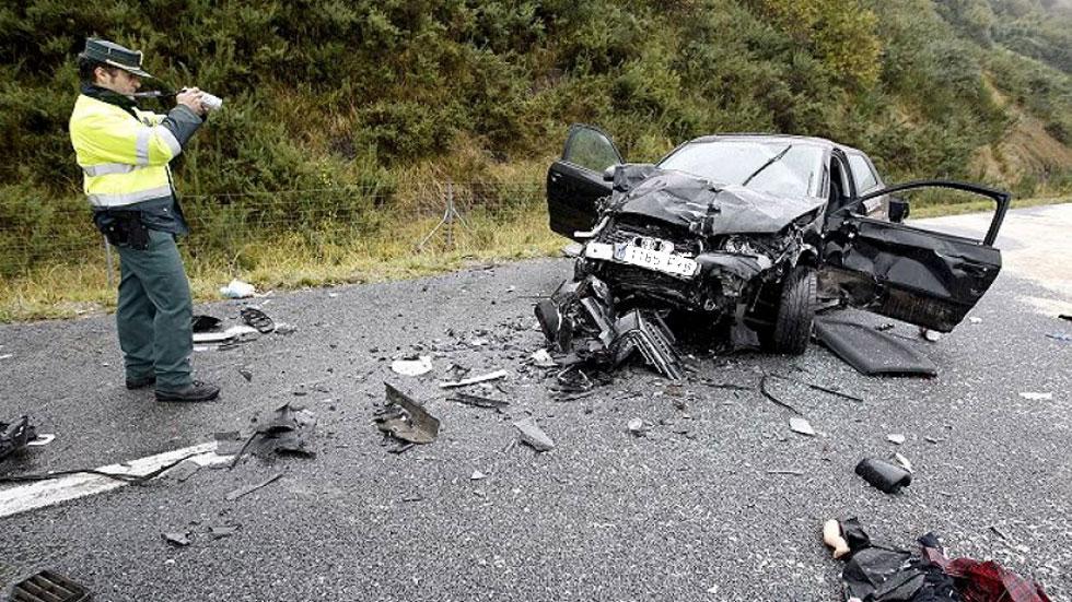 9 de cada 10 muertos en carretera, en vías secundarias