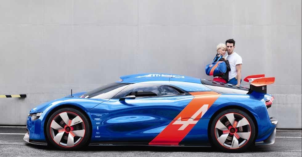 Alpine: Renault y Caterham se separan