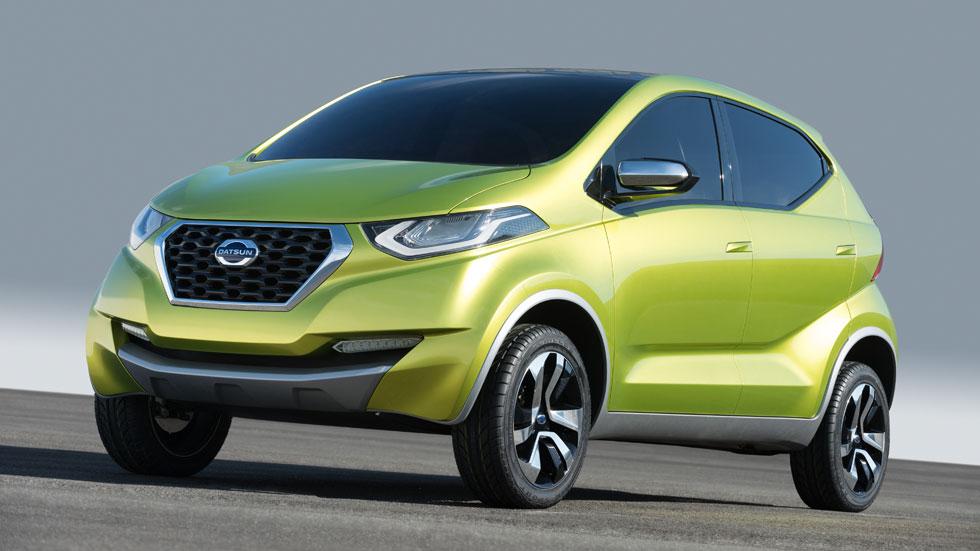 Datsun redi-GO CONCEPT, pequeño SUV