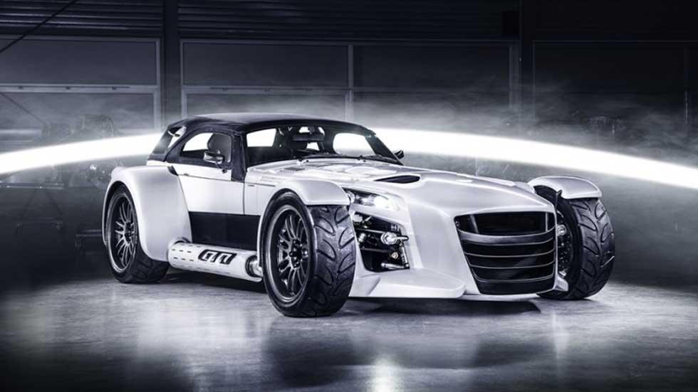 Donkervoort D8 GTO Bilster Berg Edition, el terror de un superdeportivo