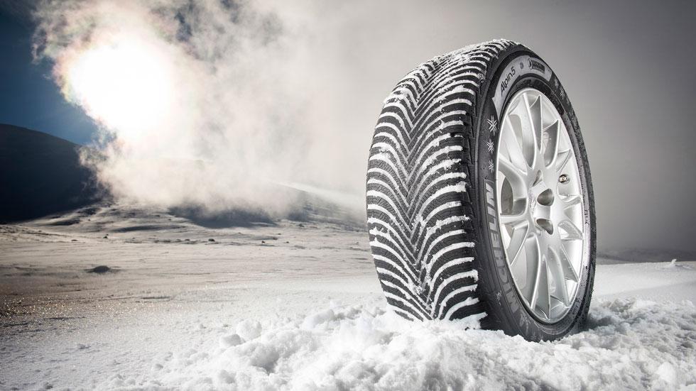 Michelin Alpin5, máxima seguridad en invierno