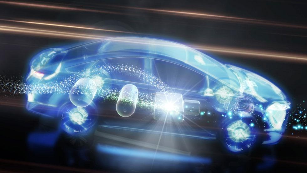 Acuerdo para desarrollar coches de hidrógeno