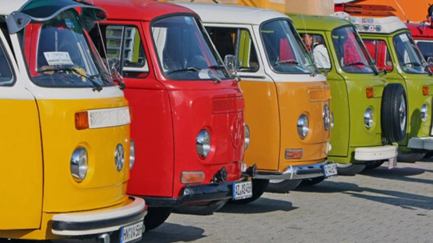 Adiós a la VW Kombi, la furgoneta hippie