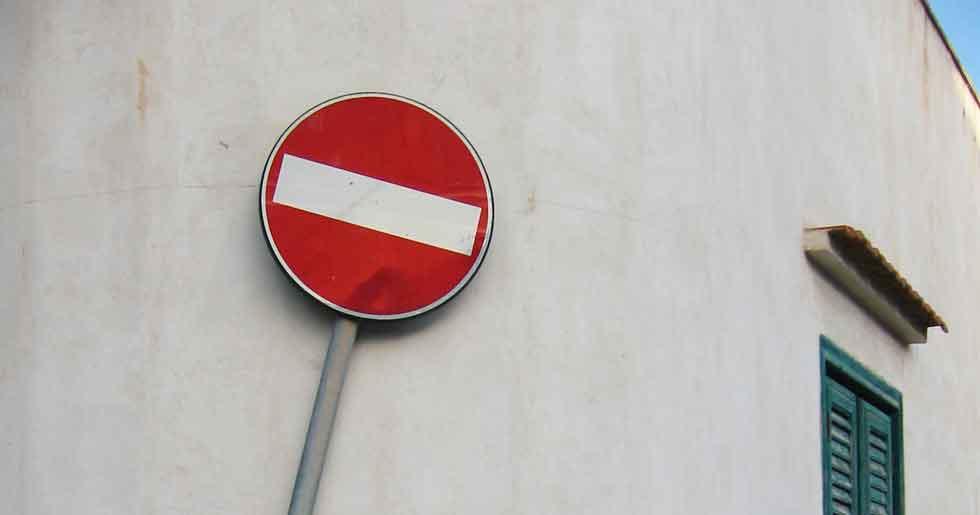 350.000 señales de tráfico están viejas