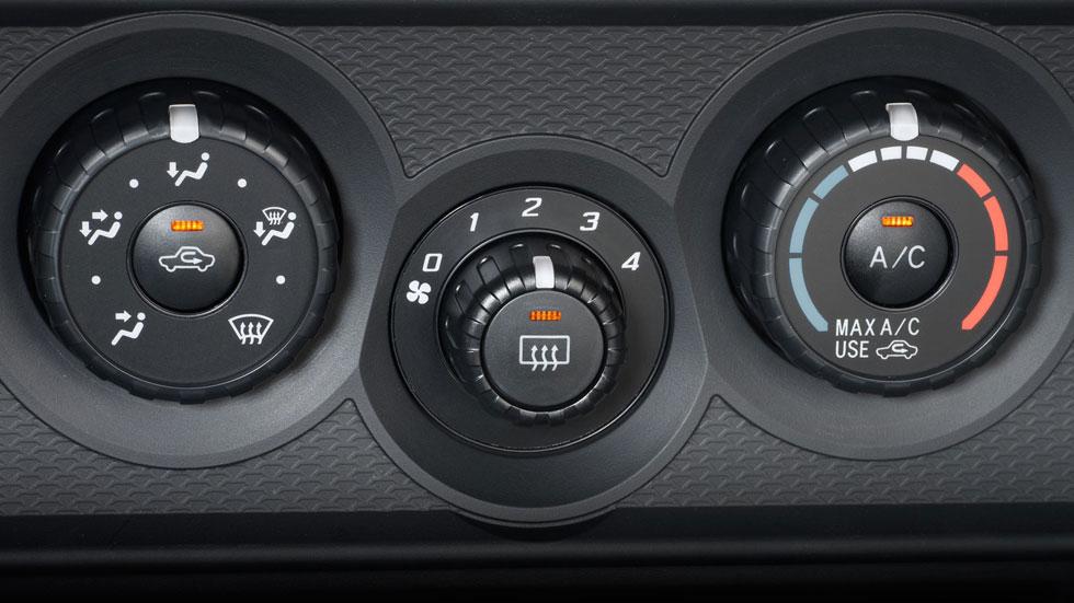 Como saber si mi auto tiene aire acondicionado