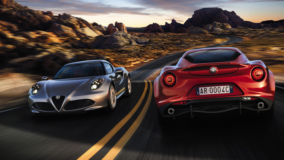 Contacto: Alfa Romeo 4C, como un Ferrari