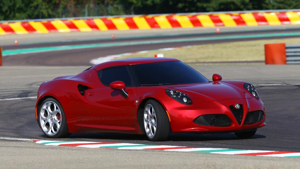 Alfa Romeo 4C, a la venta por 53.990 euros