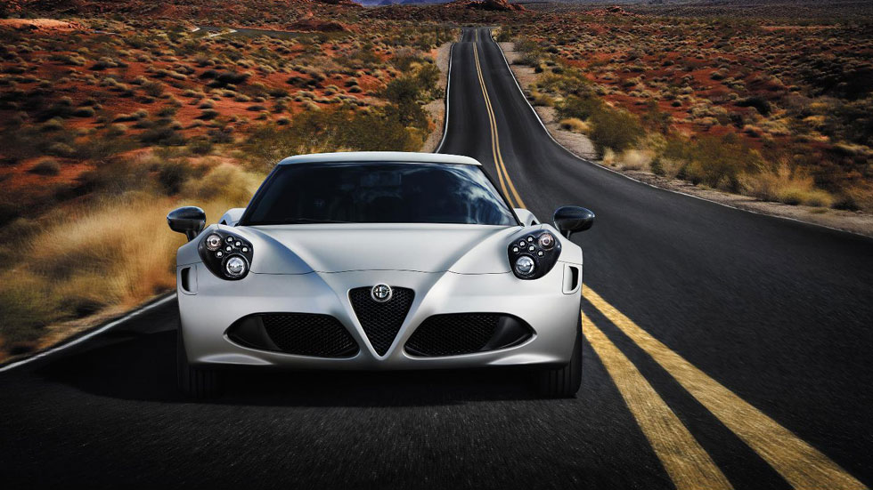 El Alfa Romeo 4C, ya a la venta por 53.990 euros