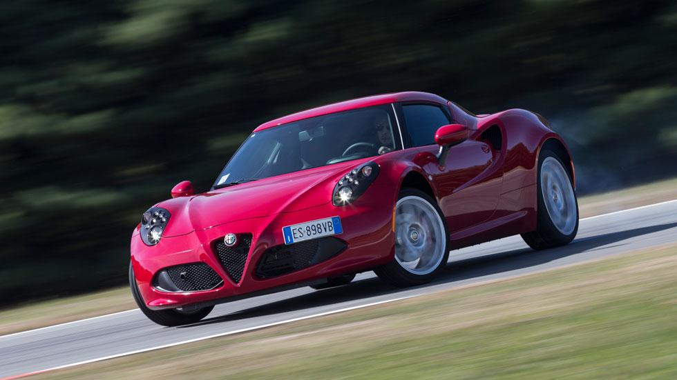 Prueba: Alfa Romeo 4C, pasión a la italiana