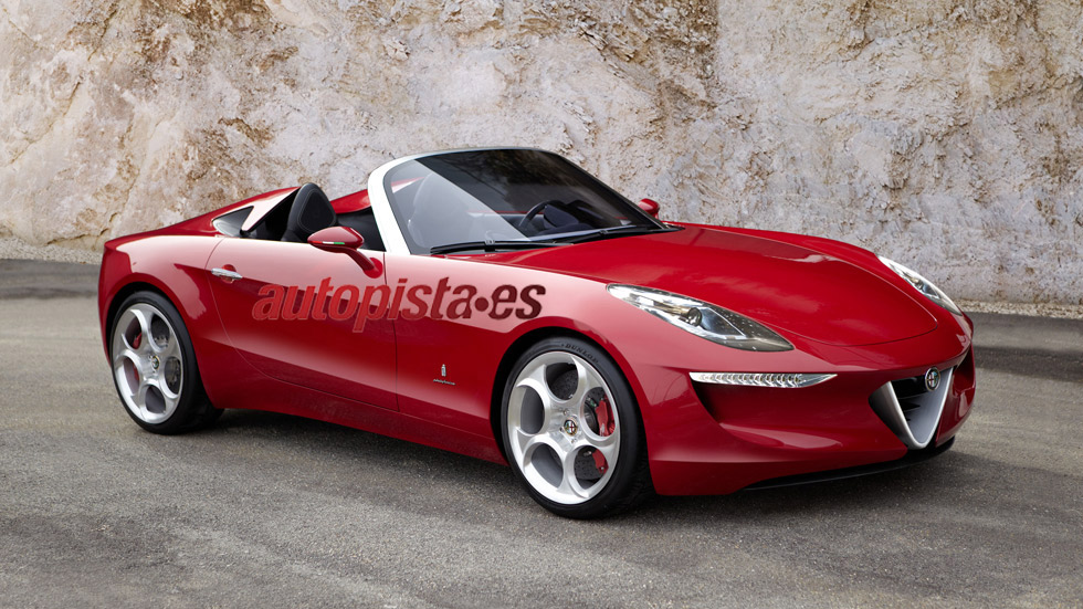 Alfa Romeo desvela un futuro muy alfista