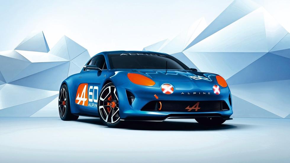 Alpine Celebration Concept, celebración y anticipo del futuro
