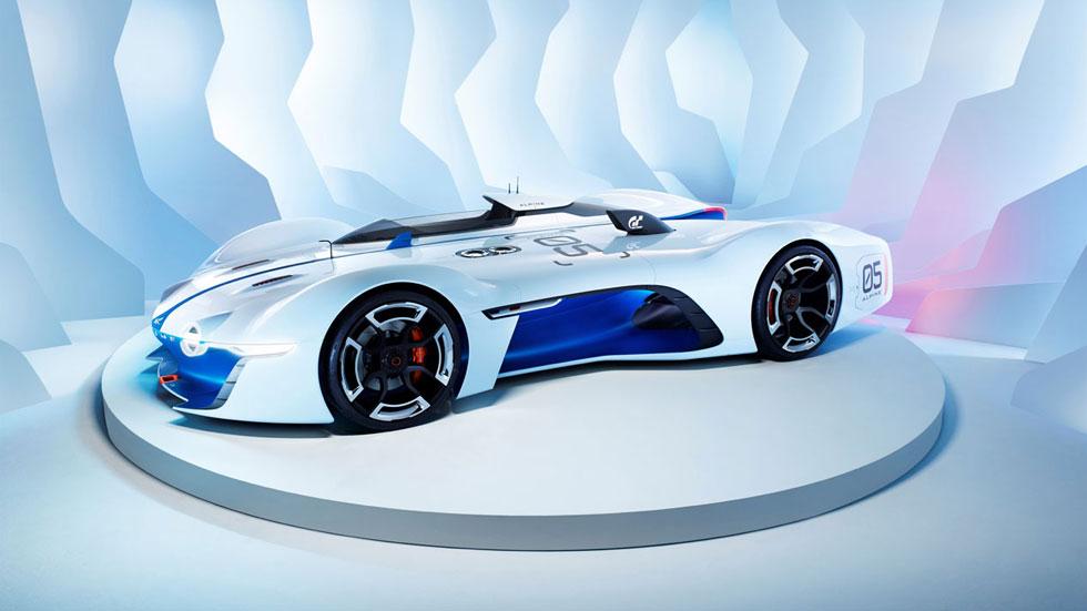Alpine Vision Gran Turismo, la nueva perla del Gran Turismo 6