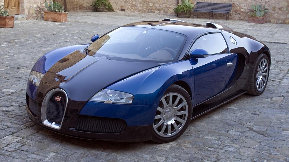 Alquila un Bugatti Veyron por 19.000 euros al día