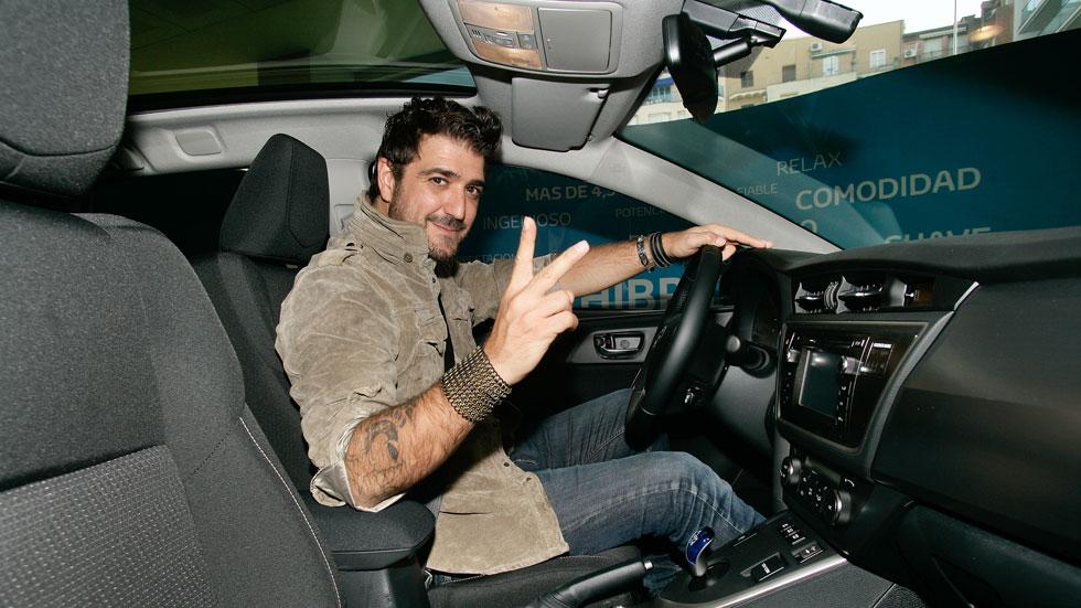 Antonio Orozco, oficialmente cantautor 'hibridizado'