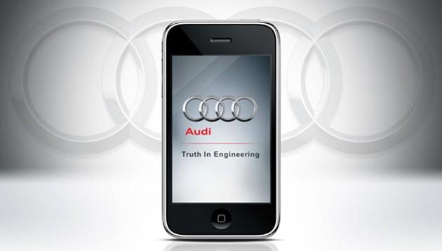 Audi crea una App para configurar sus coches a la carta