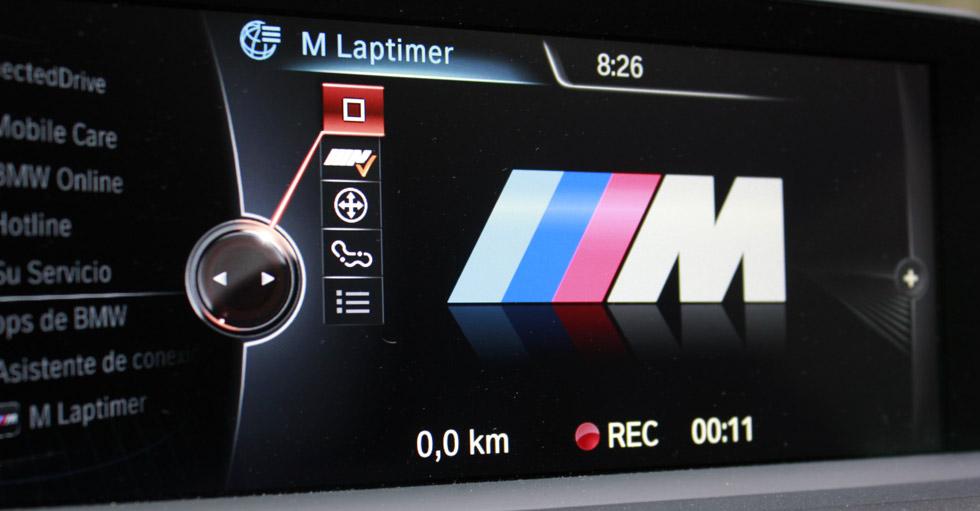 BMW M Laptimer: la mejor app si te gusta conducir