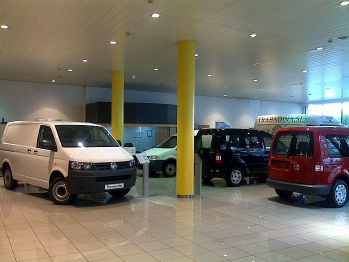 Aprobados los incentivos para comprar vehículos comerciales