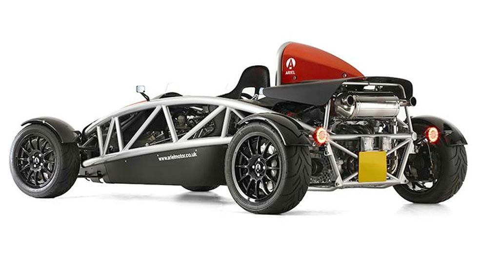 Ariel Atom 3.5R, más madera para el superdeportivo que quiere ser un F1