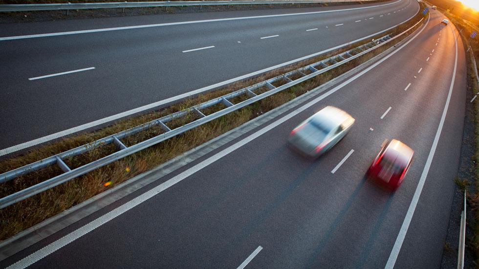 La inversión en carretera, por los suelos