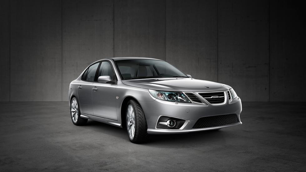 Así es el nuevo Saab 9-3 EV eléctrico
