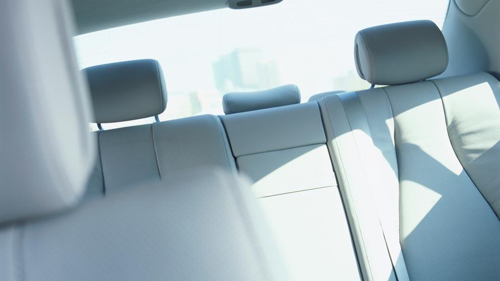 Los asientos de los coches del futuro, según Johnson Controls