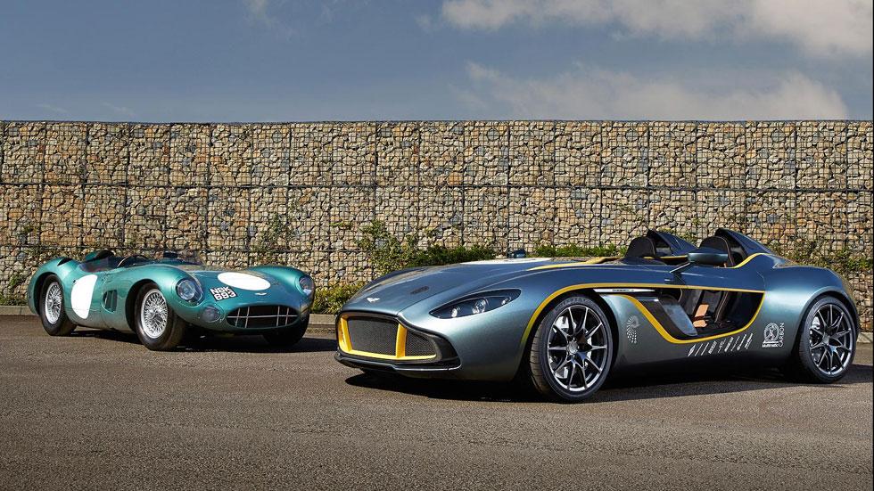 Aston Martin CC100 Speedster Concept, el arte más bello