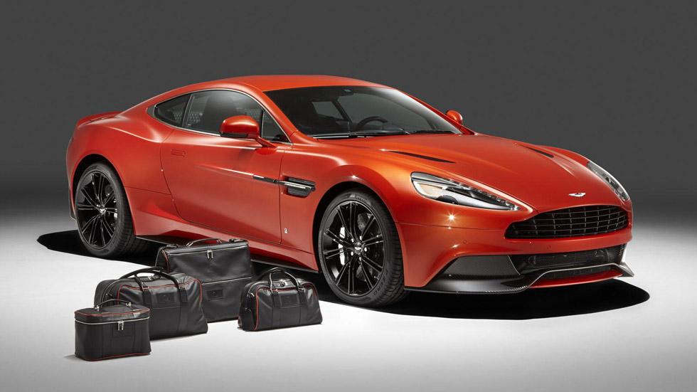 Nueva colección 'Q' de Aston Martin para Pebble Beach