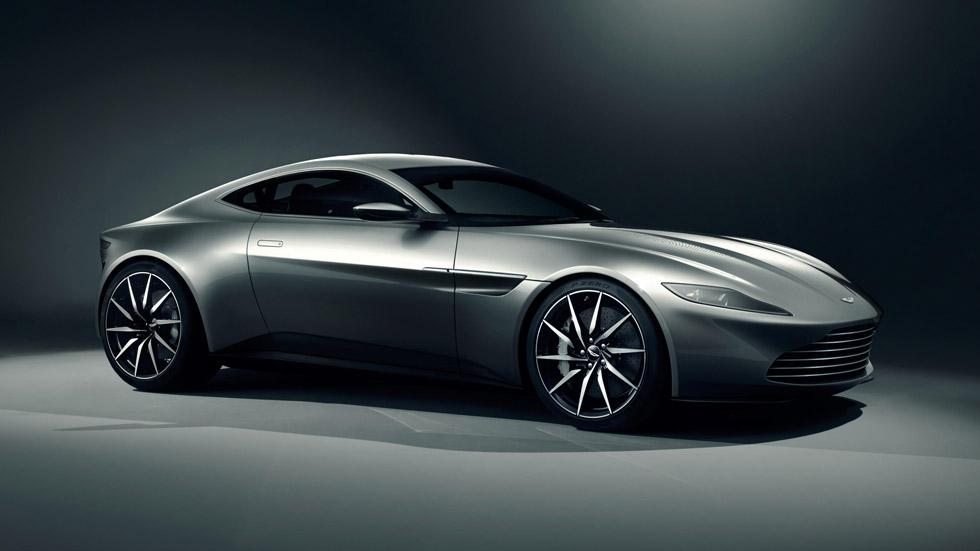 Aston Martin DB10, el nuevo coche de James Bond 007