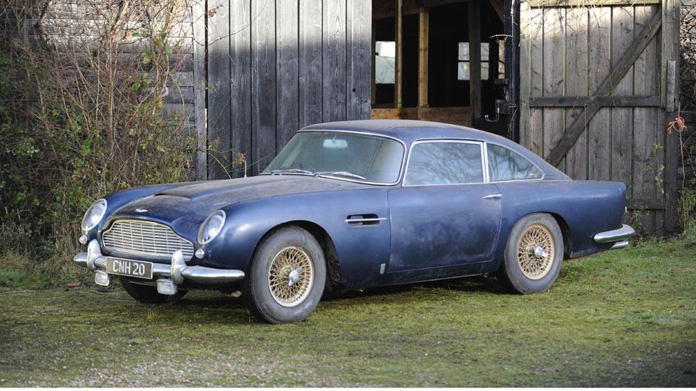 1965: adiós al Aston Martin DB5