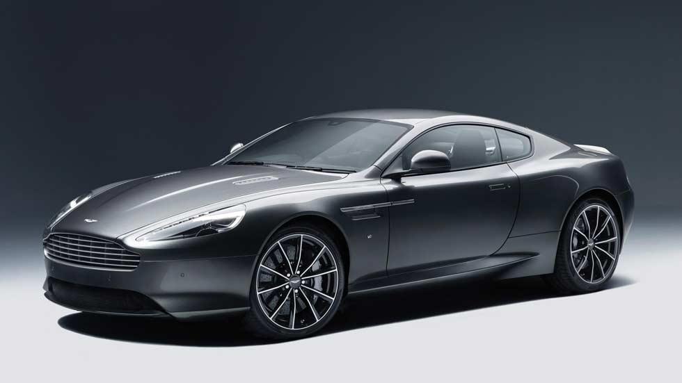 Aston Martin DB9 GT, para los Dioses