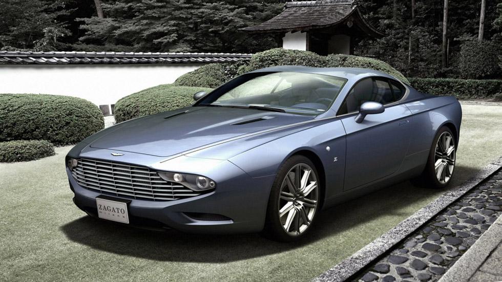 Aston Martin DBS Coupé y DB9 Volante Zagato
