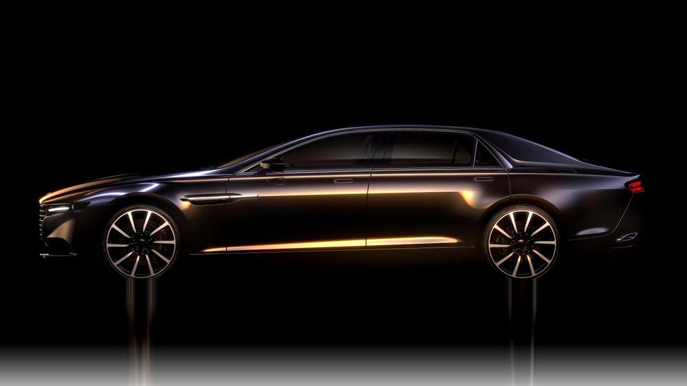 Aston Martin Lagonda, berlina de lujo extremo