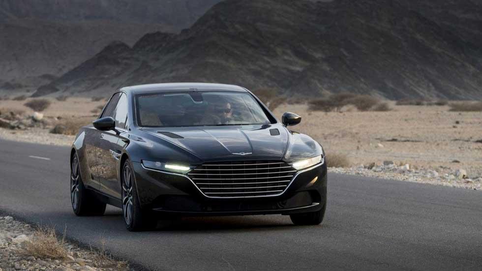 Aston Martin Lagonda, para los clientes más exquisitos