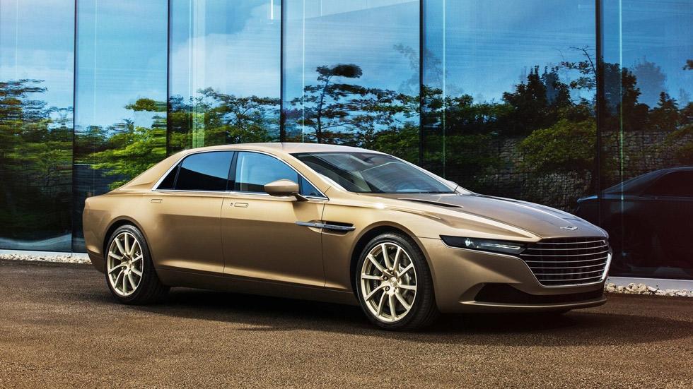 Aston Martin Lagonda Taraf, pasión artesanal
